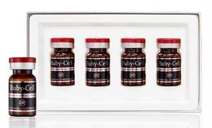 ルビーセル インテンシブ4Uセラム プレミアム ヒト幹細胞培養液 20%配合 4本
