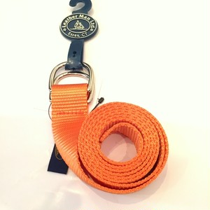 Nylon Belt Orange