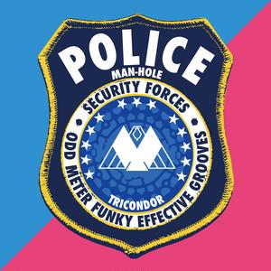 【TRICONDOR (トリコンドル)】POLICE MAN-HOLE