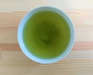 【リーフ/深蒸し棒茶】郷里の華<棒茶> 深蒸し煎茶(100g)-冠せ茶-