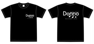 オリジナルブラックTシャツ(バックプリントあり)