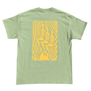 Pool Side s/s tee(Pistachio)
