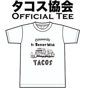 タコス協会 オフィシャル Tシャツ