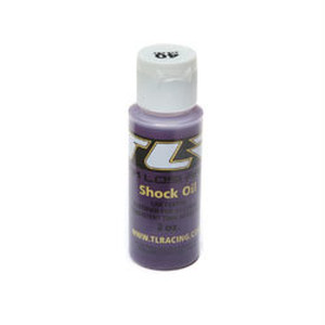 TLR74010 SILICONE SHOCK OIL, 40WT, 2 OZ