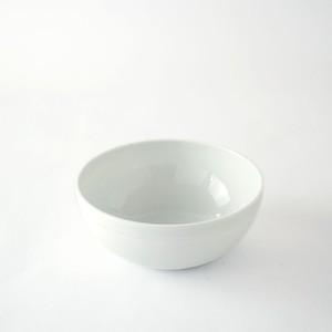 2016/ TeruhiroYanagihara Bowl-140 φ14 x H6cm 有田焼 陶磁器 ボウル 丼 ホワイト デザイナーズ ブランド シンプル  スタイリッシュ テーブルウェア 北欧