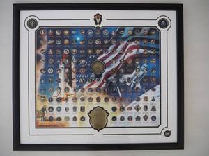 品番AKー039 NASA スペースシャトル超貴重エンデバー記念ピンズコレクション全飛行記念