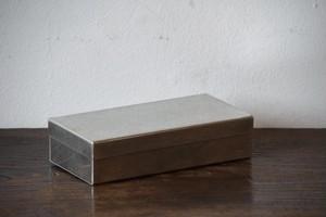 角缶(小・ブリキ) / SyuRo