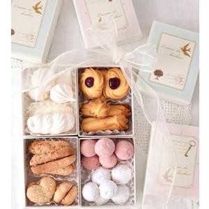 通信講座〈動画・レシピ〉クッキーBOX