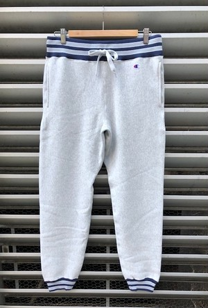 "CHAMPION    ""REVERSE WEAVE SWEAT PANTS(LINE RIB付き)"""