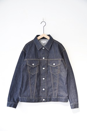 【ORDINARY FITS】DENIM JACKET one wash/OF-J007OW