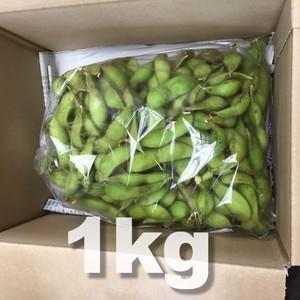 【枝豆】丹波の黒豆(1.0kg)