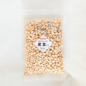 ポン菓子 丹波市産黒豆入り砂糖掛け 3袋セット