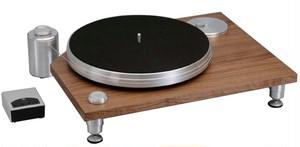◆◆大変お得な販売価格はお問い合わせ下さい!≪定価表示≫ Acoustic Solid(アコースティックソリッド) Solid 111 Wood【アームレス・アナログプレーヤー】