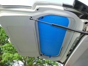 車中泊専用ダイハツムーヴフルセットサンシェード(LA150S/LA160S)