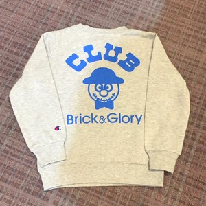 BRICK&GLORY KIDS CREWNECK
