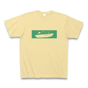 オリジナルTシャツ ナチュラル センターロゴVer2 【送料込み】