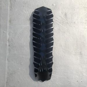 FIRST / CACTUS shrimp / 7.875~7.125x28inch (20~18x71.12cm)
