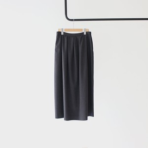 【ALLEGE】 Top Color Gather Skirt