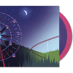 【プラネットコースター】Planet Coaster Soundtrack 2LP