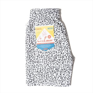 Cookman Chef Short Pants Snow Leopard