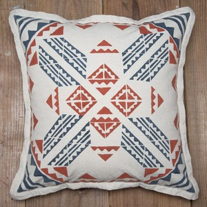 cushion cover -RED EARTH-