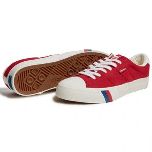 HELLRAZOR × PRO-KEDS B.A BLOODY ANGEL / RED