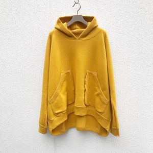 O project - WIDEFIT HOODED SWEAT