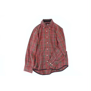 christmas color checked shirts