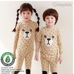 【19AW】くまのルームウェア / 韓国子供服