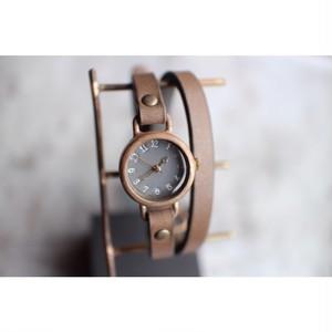 2重巻きの時計