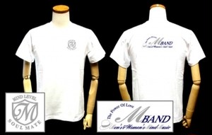 M-BAND Tシャツ 2014