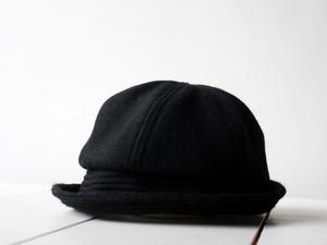 SAILOR HAT   SHAGGYWOOL c/#BLACK【56~59cm】