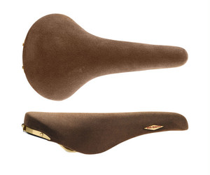 SELLE SAN MARCO / ROLLS : CHAMOIS LEATHER (brown)