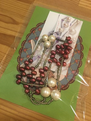 Atelier Momolithネックレス①