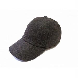 KASZKIET (カシュケット) UNISEX CAP ブラウン