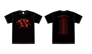 数量限定Tシャツ/KNOCK OUT TOUR - One・Two・Punch -