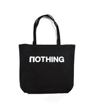 Daily Tote (noTHING) / BLACK/WHITE