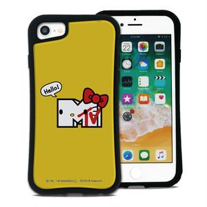 MTV×ハローキティ パンカデリック イエロー セット WAYLLY(ウェイリー) iPhone 8 7 XR XS X 6s 6 Plus XsMax対応!_MK_