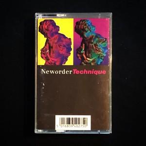 New Order ?/ Technique(UK)[中古Cassette]