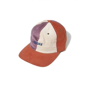CHECKS Corduroy Cap(Patchwork)