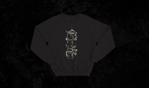 月光 GEKKO Sweat Shirts