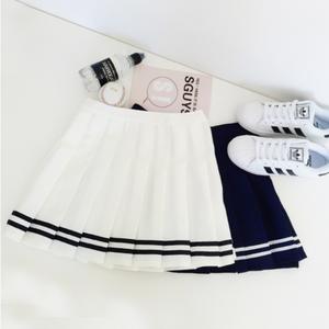 プリーツラインGolfスカート