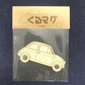 くるマグ【フィアット(FIAT) ヌオーバ500チンクエチェント】
