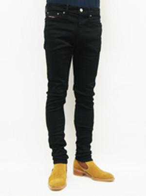 RESOUND CLOTHING (リサウンドクロージング) LOAD DENIM / BLACK BASIC-SSK-004-2