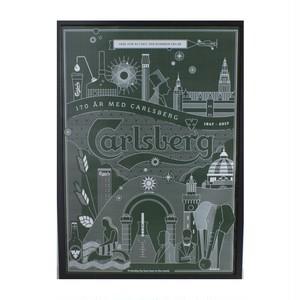 Poster AD Carlsberg / CB-2017