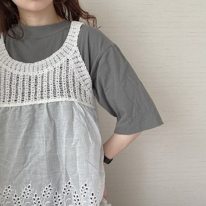 lace design tops[7/22n-4]残りわずか