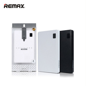 REMAX PRODA 大容量 30000mAh 4usbポート ノートブックデザイン