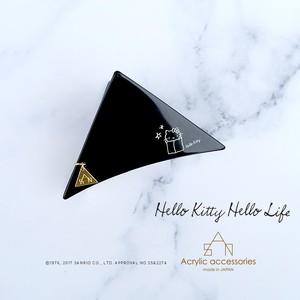 Hello Kitty Hello Life サンカククリップ