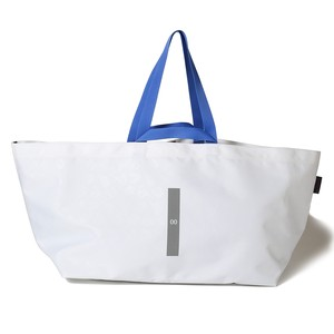 EVA W HANDLE TOTE by beruf (ホワイト(レイ))  / RADIO EVA