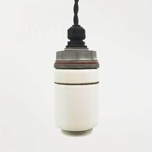 陶器のペンダントライト